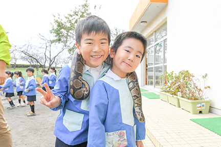 めぐみ 幼稚園 清新